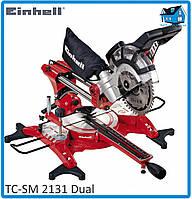 Пила торцовочная Einhell TC-SM 2131 Dual, фото 1