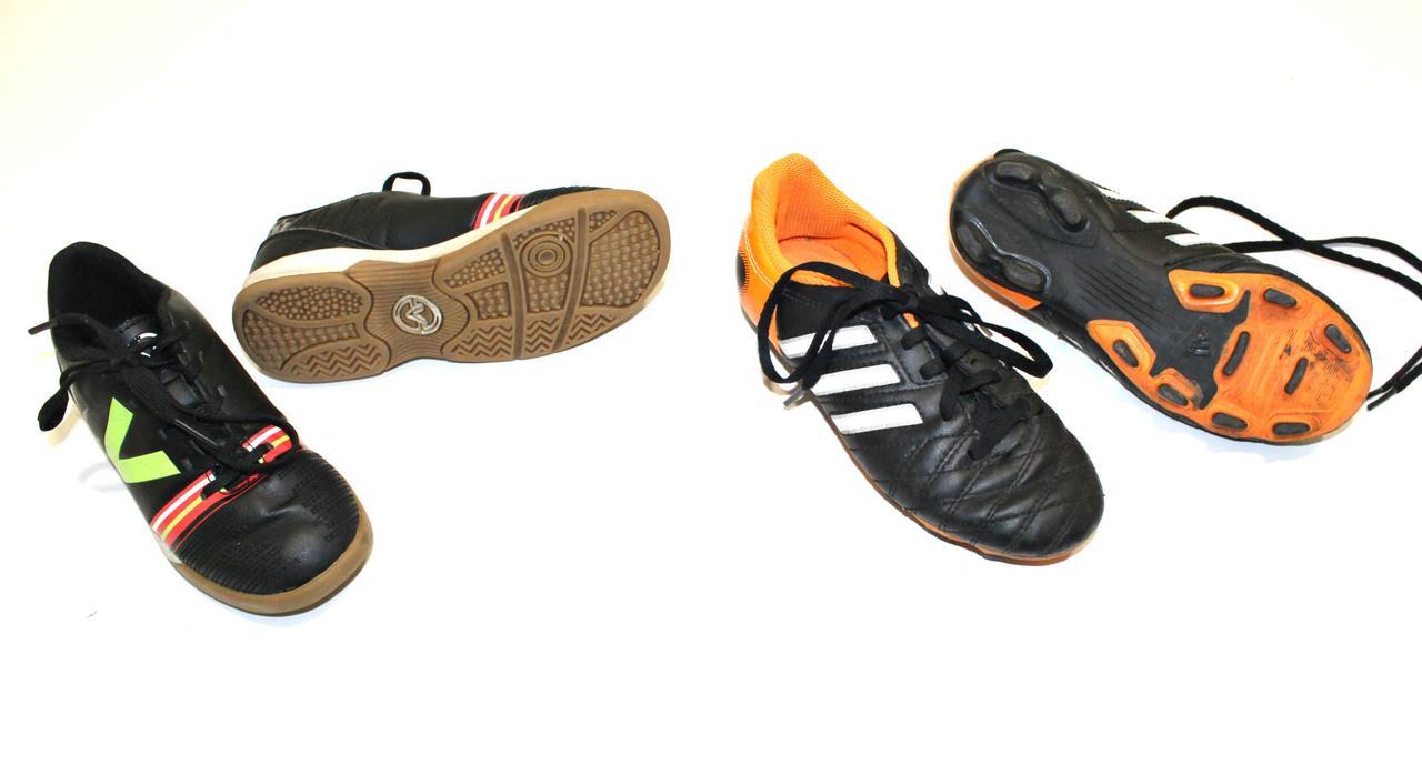Секонд хенд футбольная обувь бутсы копочки футзалки брендовые Оптом от 15 кг