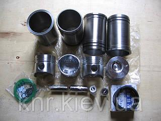Комплект поршневой FAW 1031 (дв,2,54) SD490ZL