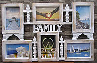 "Фоторамка колаж ""Family"", фото 1"