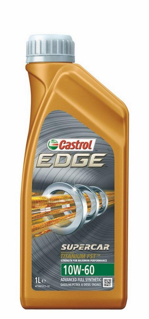 Castrol EDGE 10W-60 1л