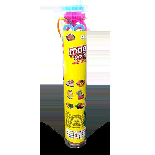 Набір різнокольорового пластиліну Magic Dough