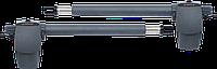 Электромеханический привод для распашных ворот FAAC GENIUS G-BAT 300 створка до 3 м, фото 1