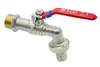 Кран шаровой HLV Optima (1/2'') водоразборный (рукоятка-рычаг)
