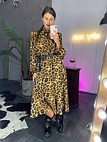 2544caeafbbb83b Женское платье с рисунком Тигр в Украине. Сравнить цены, купить ...