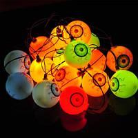 """Светодиодная LED гирлянда """"Глаза"""""""