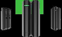 Беспроводной датчик открытия двери / окна с сенсором удара и наклона Ajax DoorProtect Plus Black, фото 1