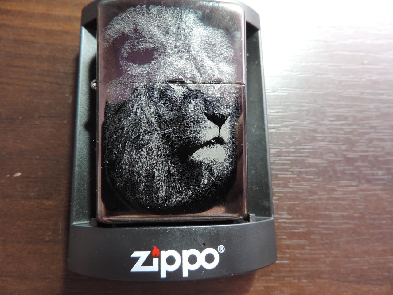 Зажигалка Zippo «The Lion King» копия