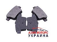 Колодки гальмівні задні 10312560-00 (Byd S6 (Бид З-6)) короткі