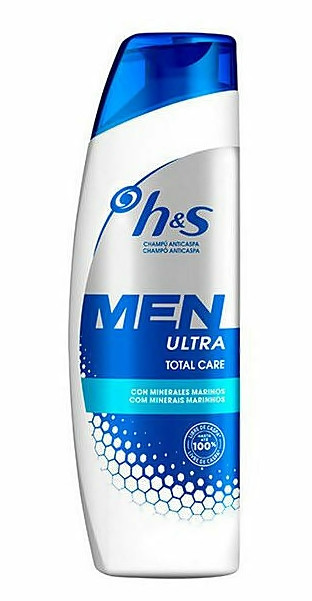 Шампунь для чоловіків Head & Shoulders MEN Ultra con minirales marinos 300 мл