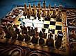Шахматы-нарды-шашки ручной работы, фото 3