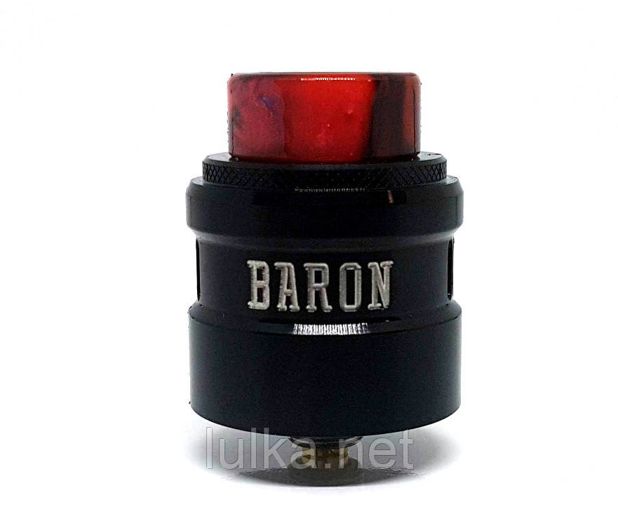 Дріп-атомайзер GeekVape Baron RDA (чорний)