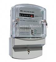 Электросчетчик (счетчик электроэнергии) НИК 2102-02 220В (5-60)А М2В