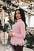 Женская рубашка Розовый, фото 2