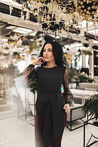 Женская блуза Черный