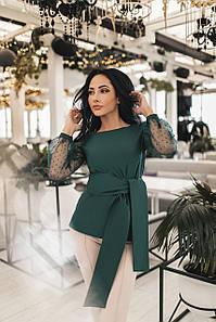 Женская блуза Бутылочный