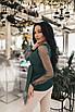 Женская блуза Бутылочный, фото 2