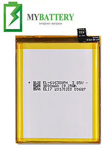 Оригинальный аккумулятор АКБ (Батарея) для Nomu S30 5000 mAh 3.8V