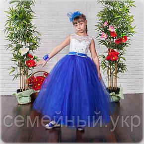 Дитяче бальне плаття в підлогу, фото 2