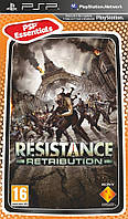 Resistance Retribution (PSP), фото 1