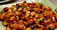 Куриное филе Гун-Бао с овощами и арахисом 280 г Острое!