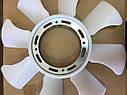 Крыльчатка вентилятора на 8 лопастей на Богдан , фото 4