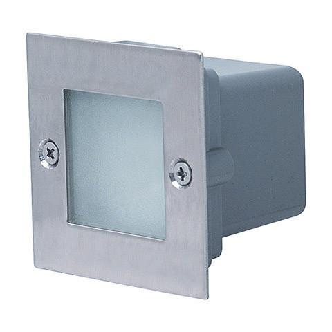 Лестничная подсветка 0,9Вт 70х70 IP54 уличная GUMUS