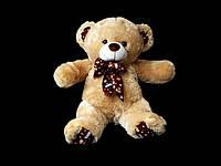 Медведь 160 см с бантом большой плюшевый мишка на День Святого Валентина 8 марта День Рождения