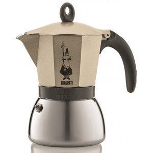 Гейзерная кофеварка Bialetti Moka Induction Gold (3 чашки - 170 мл)