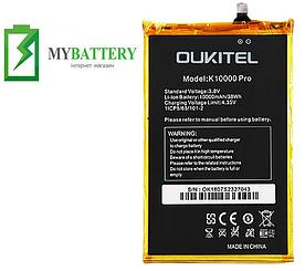 Оригинальный аккумулятор АКБ (Батарея) для Oukitel K10000 Pro 10000 mAh 3.8V