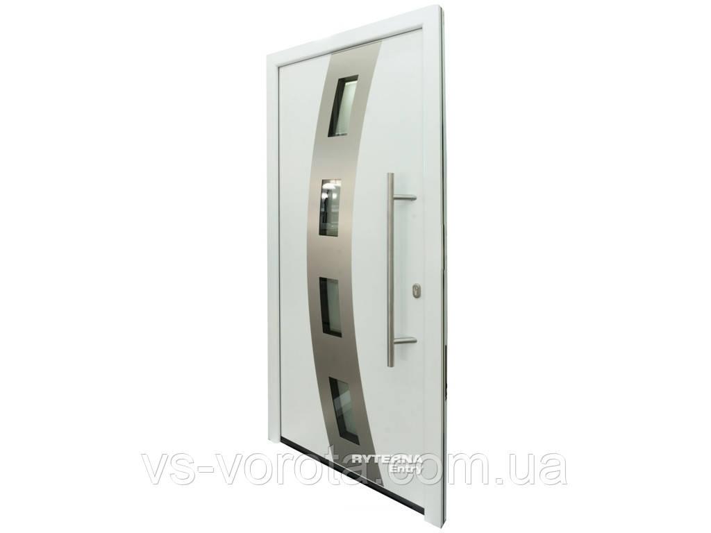 Входные уличные двери для дома Ryterna RD65 (Литва) - Дизайн 107