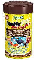 Корм TetraMin Pro Mini Crips 100 мл для всех видов мелких декоративных рыб (199576), фото 1