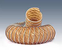Вентиляционные термостойкие воздуховоды гибкие из Тефлона от 50 мм до 1000 мм, серия В температур-150С … +260С