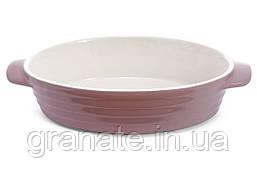 Форма для выпечки жаропрочная, керамика, цвет: какао с молоком 24х 14,5х 5,5 см