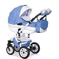 Дитяча універсальна коляска 2 в 1 Riko Brano Ecco 16 Sky Blue, фото 1