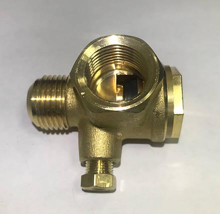 Зворотний клапан 1/2*1/2 внутрішня різьба, фото 2