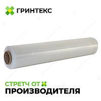 Стрейч пленка прозрачная 20 мкм., 500 мм., 200 м. от одного ящика (6 шт. )