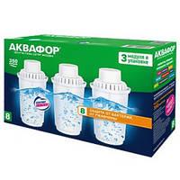 Фильтр для воды Аквафор Сменный модуль B100-8 (3 шт.)