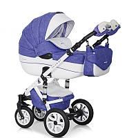 Детская универсальная коляска 2 в 1 Riko Brano ecco 19 Lila, фото 1