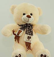Большой плюшевый Мишка 125 см идеальный подарок девушке на день рождения день влюбленных 8 марта