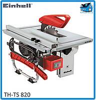 Пила циркулярная Einhell TH-TS 820