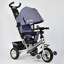 Велосипед 3-х колёсный Best Trike ДЖИНС арт. 6588-0670 (колеса пена)