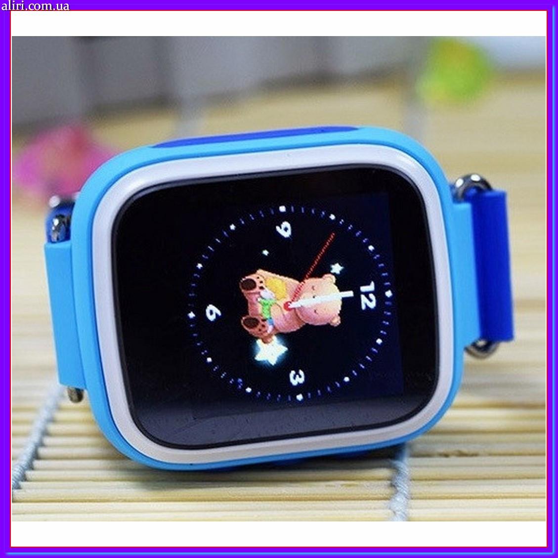 Детские смарт часы Smart Baby Watch Q80, фото 1