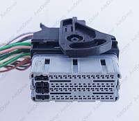 Разъем электрический 64-х контактный (50-21) б/у