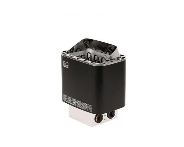 Электрокаменка Sawo NORDEX NR 60 NB black (6,0 кВт)
