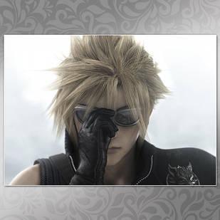 Плакат Аниме Final Fantasy 02
