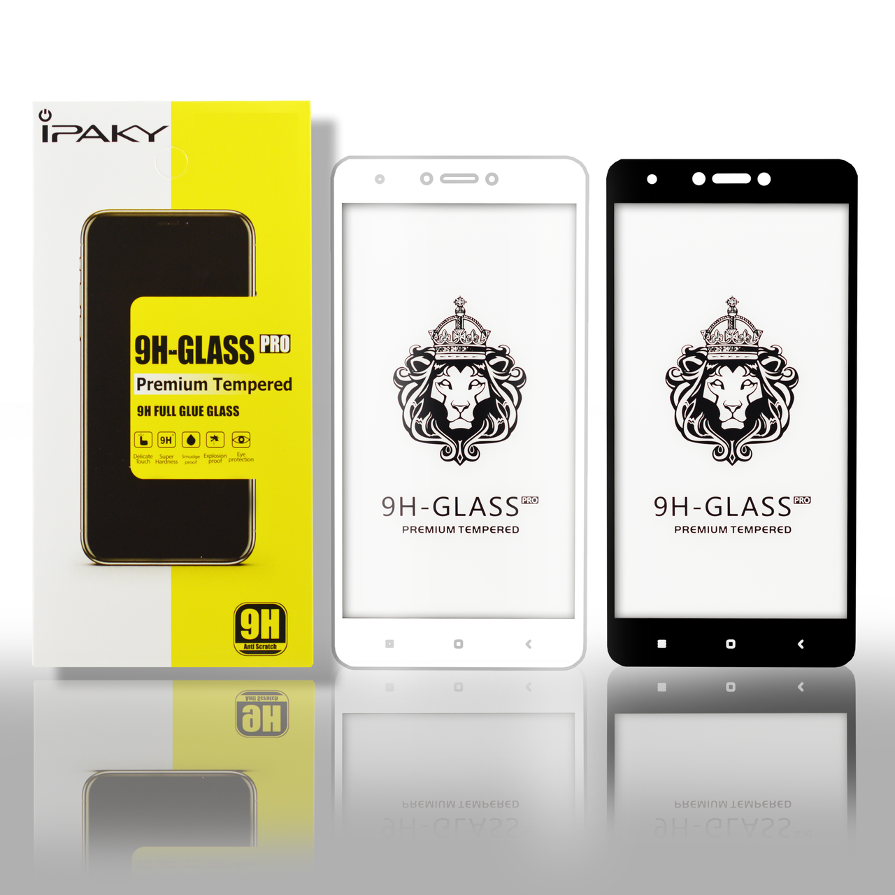 Защитное стекло iPaky Samsung J730 black