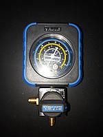 Манометрический коллектор VALUE VRM1-B для измерения давление фреона  и давление вакуума