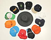 Секонд хенд бейсболки кепки бейсики Экстра Польша Оптом от 15 кг, фото 1