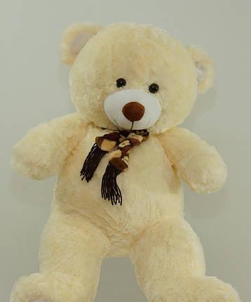 Милый плюшевый Мишка 125 см большой плюшевый медведь в шарфе подарок на День Святого Валентина 8 марта , фото 2